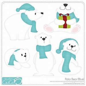 Winter Bear Clipart - Clipart Suggest
