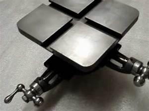 Mastercraft Engineering X-y Rotary Table Model   500