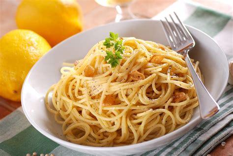 cuisine et vin recette recette pâtes fraîches aux agrumes