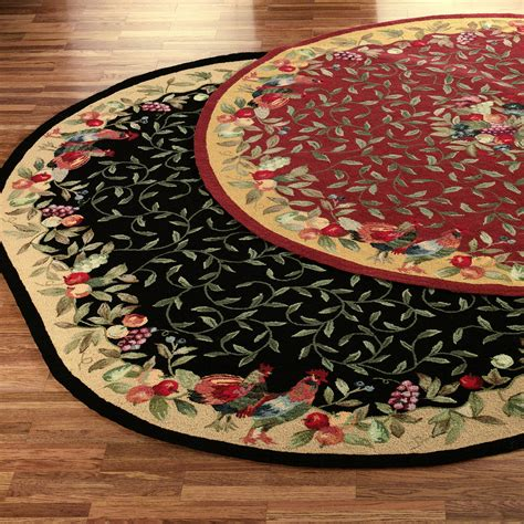 Black Kitchen Area Rugs by Affordable Way For To Decorate Contemporary