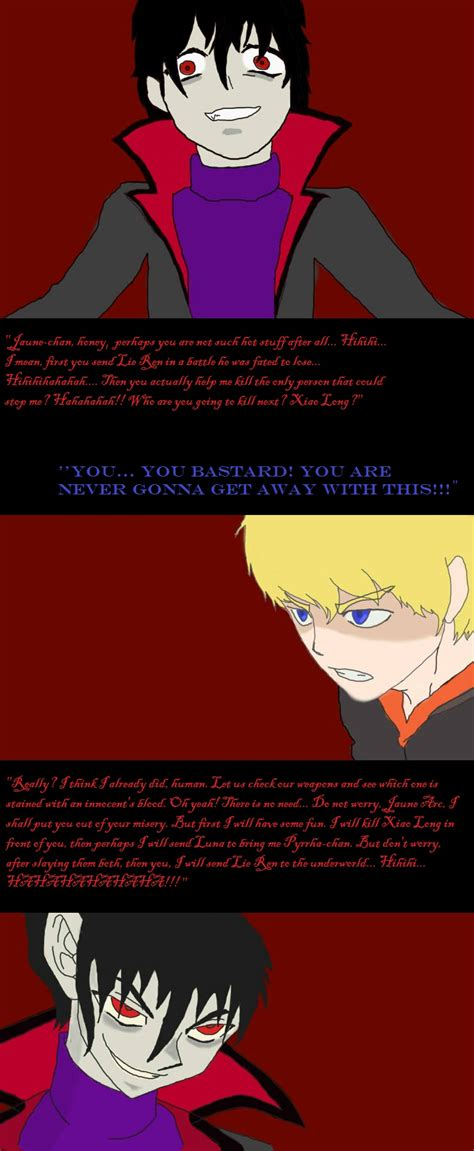 foto de RWBY Jaune Arc VS The Prince of Death by VainBetrayal on