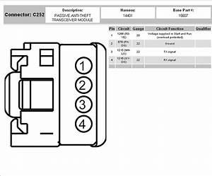 165 Ford Thunderbird Starter Wire Diagram