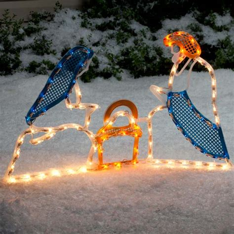 lighted outdoor nativity set large outdoor lighted nativity scene images
