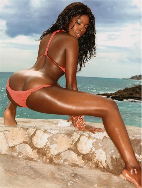 Jamaican Descent Hot Model Keneisha Wants Sex With Usain
