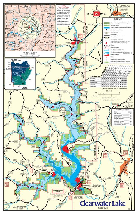 Boating License Missouri Age by Clearwater Lake Ellington Piedmont Missouri Fishing