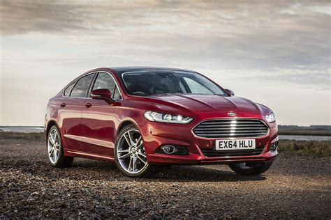 Ford Mondeo Finance And Leasing Deals  Osv Ltd