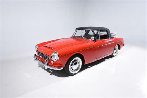 1964 Datsun Fairlady 1964 datsun 1500 fairlady chion motors international