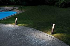 l39eclairage jardin et terrasse 10 idees originales top marque With eclairage allee de jardin