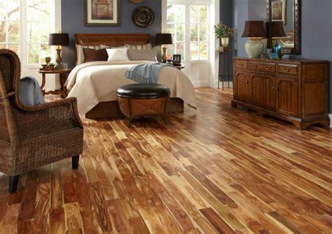acacia engineered wood flooring schon engineered acacia quick clic hardwood flooring by lumber liquidators