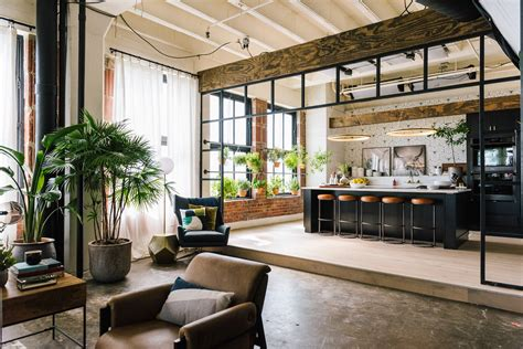 Five Fab Apartment Designs by An Insider S Look Tour The New Eye Loft Front
