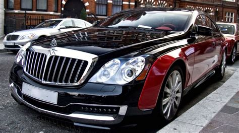 2-door Maybach 57s Coupe By Xenatec