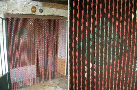 cortina abalorios abalorios o cuentas para hacer cortinas