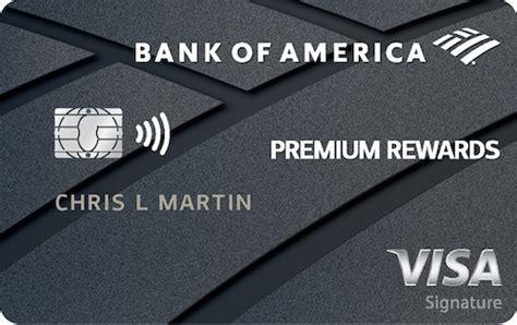 Bank of america® cash rewards credit card. 2021 Bank of America Premium Rewards Card Review