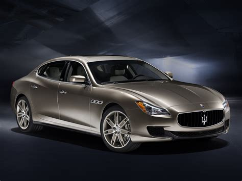 Maserati Car : Maserati Quattroporte Vi Specs & Photos
