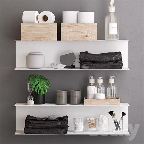 Badezimmer Set Ikea by 3d Models Bathroom Accessories Botkyrka Bath Set