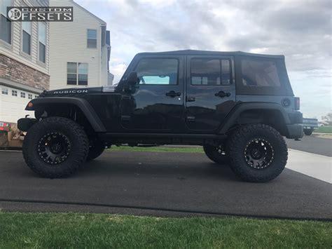 jeep lifted 2017 2017 jeep wrangler method mr105 teraflex suspension lift 35in