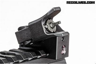 Iron Sights Sight Tactical Rear Url Locking
