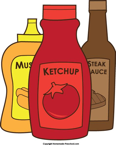 Download High Quality Food clipart ketchup Transparent PNG ...