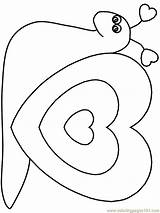 Coloring Snail Snails Coloringpages101 Printable sketch template