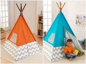 Tipi Indien Enfant : tipi pour une chambre d 39 enfant inspiration blog d co clematc ~ Teatrodelosmanantiales.com Idées de Décoration