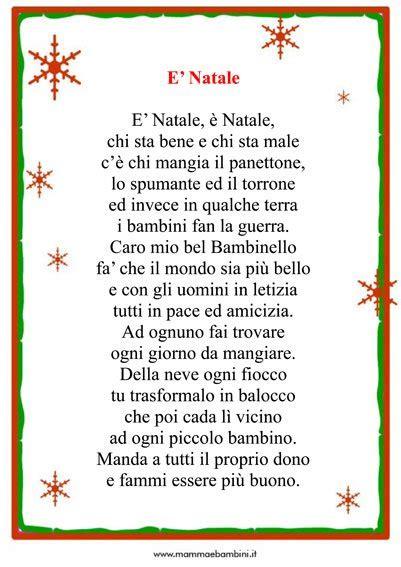 Cornici Per Poesie by Poesia In Cornice E Natale Mamma E Bambini