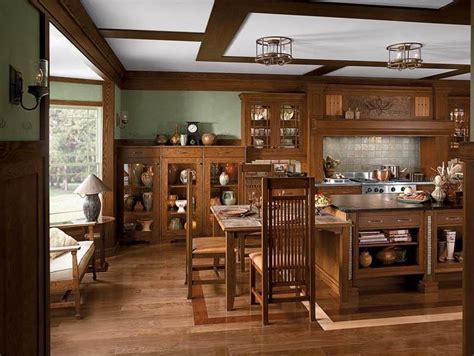 craftsman style homes interior
