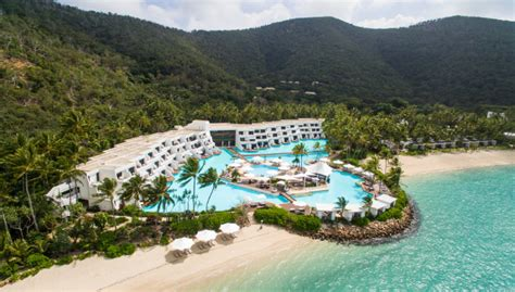 Hayman Island Luxury Resort Great Barrier Reef Australia
