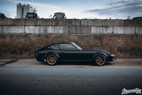 old nissan z the devil z scott koehler s datsun 240z stancenation