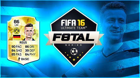 Download reus fi xvii splash. THE INCREDIBLE REUS RETURN OF F8TAL! FIFA 16 ULTIMATE TEAM ...