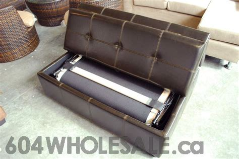 hide a bed ottoman the shyla ottoman and hide a bed for the home pinterest