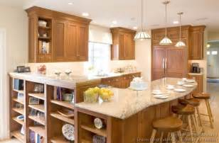 cool kitchen islands pictures of kitchens traditional light wood kitchen