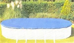 pour ma famille bache pour piscine hors sol ovale With bache hivernage piscine hors sol ovale