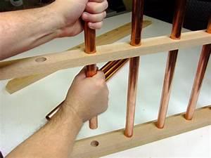 How to Build a Hanging Pot Rack how-tos DIY