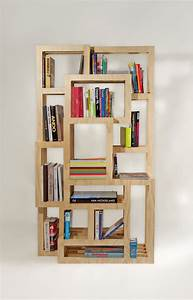 Bookcases Ideas: 10 of the Most Creative Bookshelves