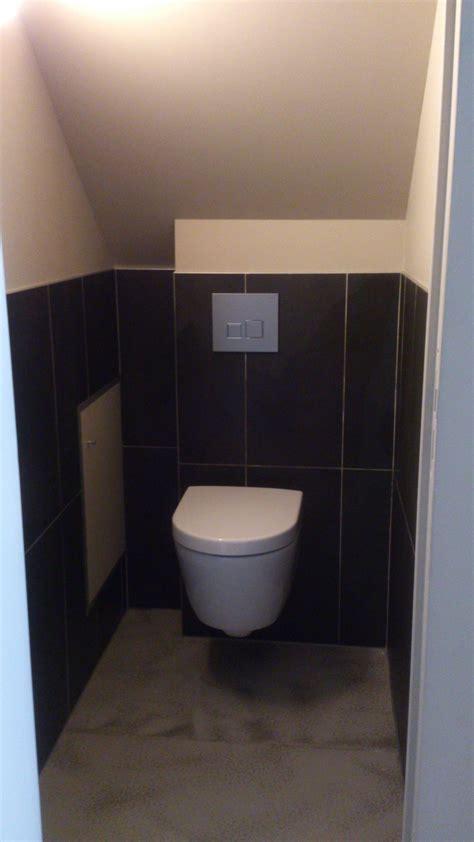 creation wc en sous pente agencement bertrand