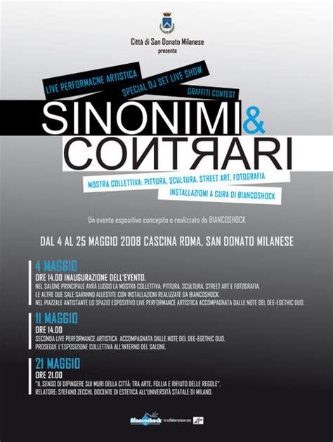 Sinonimo Di Convenzionale by Sinonimi E Contrari