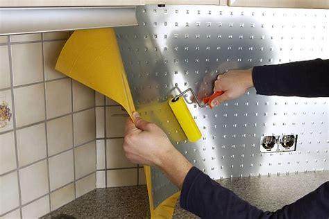 Fliesenspiegel Küche Verschönern by Renovieren Auf Die Schnelle Effektplatten Lassen Sich