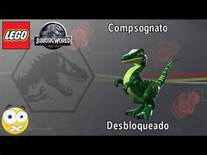 Vidéos De Lego : lego jurassic world como liberar dinossauros compsognato dublado pt br youtube ~ Medecine-chirurgie-esthetiques.com Avis de Voitures