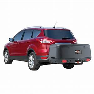 Rola Adventure System Enclosed Cargo Carrier  Includes