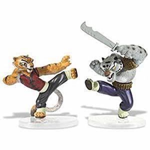 Kung Fu Figuren : kung fu panda melee figure tigress tai lung toys games ~ Sanjose-hotels-ca.com Haus und Dekorationen