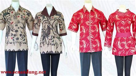 batik sarimbit pekalongan baju batik modern wanita pria sarimbit pekalongan