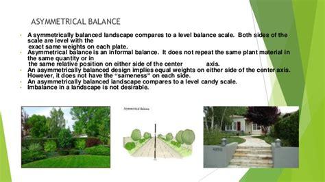 landscape design basics principles principle of landscape design