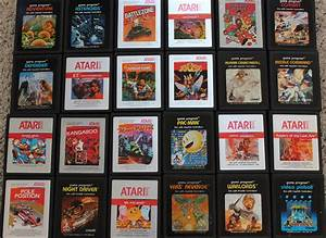 FSFT Lots Of Atari 2600 Games Prices And Pictures Added