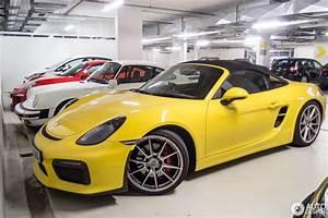 Porsche Boxster 981 : porsche 981 boxster spyder 2 october 2016 autogespot ~ Kayakingforconservation.com Haus und Dekorationen
