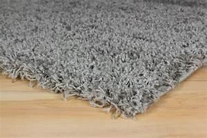 Teppich Langflor Grau : langflor teppich hochflor teppich fancy uni einfarbig grau ~ Lateststills.com Haus und Dekorationen