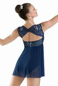 Embroidered Sequin Lace Dress; Weissman Costumes | Dance ...