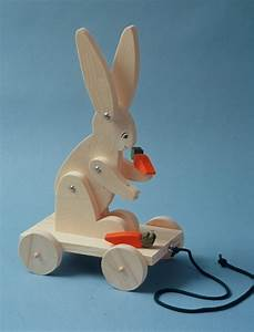 Ramblin' Rabbit Wooden Toy Plan Playful Plans by Kevin