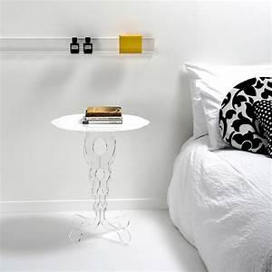 Kleiner Runder Tisch : kleiner runder tisch wei durchmesser 50cm modernes design janis made in italy ~ Eleganceandgraceweddings.com Haus und Dekorationen