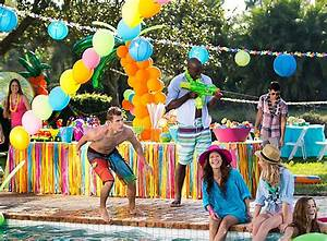 Summer Pool Party Ideas - Summer Party Ideas - Theme Party