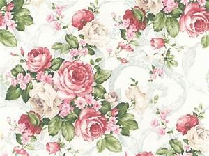 Papier Peint Fleuri : papier peint fleuri photo du monde ~ Premium-room.com Idées de Décoration